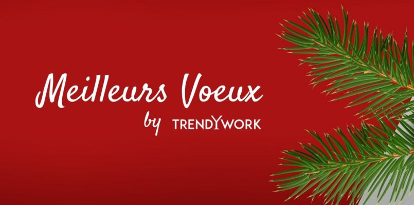 Meilleurs voeux by TrendyWork