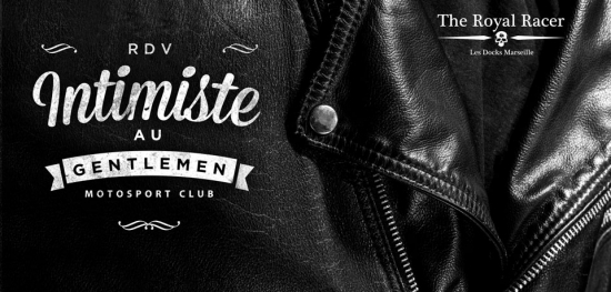 Afterwork Gentlemen Motor Sport Club | Docks Marseille