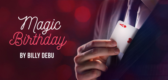 #TrendyInstantMagic | Anniversaire So Magic