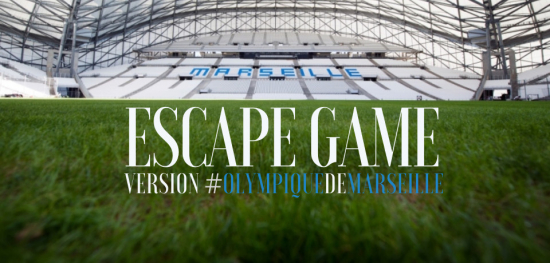 ⚽ Escape Game version OM - Orange Vélodrome