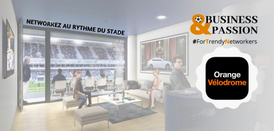 ⚽ Sport, Business & Networking au Stade - Orange Vélodrome