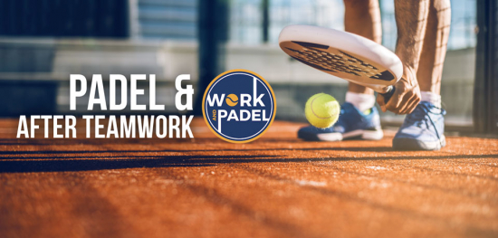Team Buildin Padel & AfterTeamWork