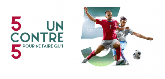Un foot entre collaborateurs pour ne faire qu'un - Monclub Futbol