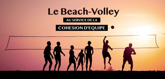 Le Team Building Beach-Volley au service de la cohésion d'équipe
