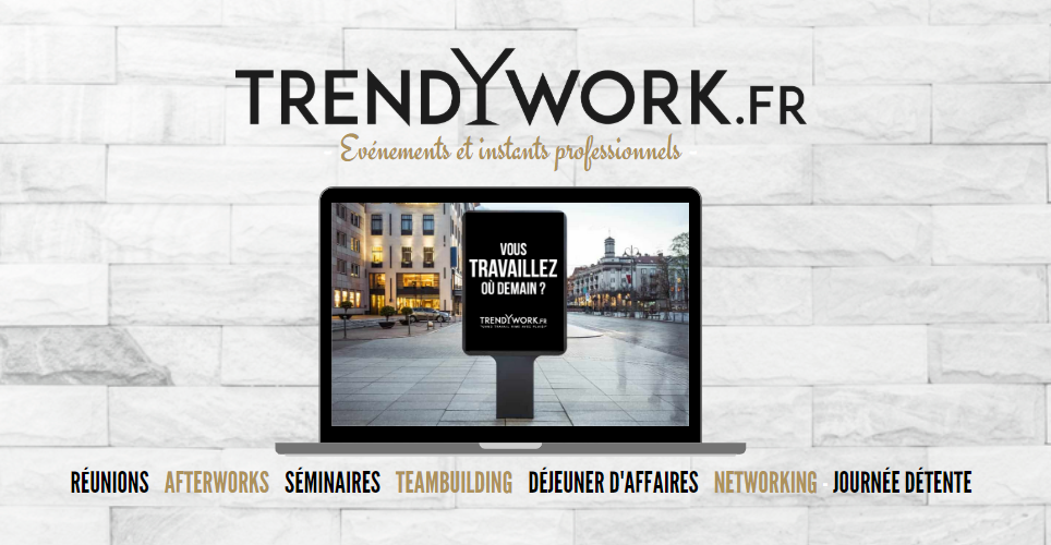 Trendywork nouveau design